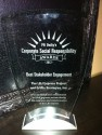 PR Daily's Corporate Social Responsibility Awards - Best Stakeholder Engagement